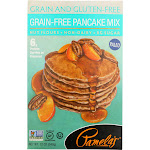 Pamelas: Mix Pancake Grain Free, 12 Oz
