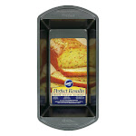 Wilton Premium 5-1/4 in. W x 9-1/4 in. L Loaf Pan Gray - Case Of: 1; Each Pack Qty: 1