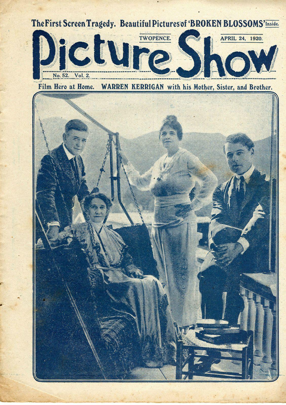 Picture Show, April 1920