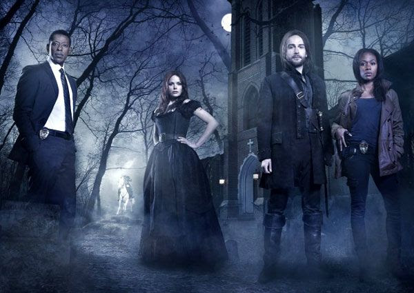 The main cast of SLEEPY HOLLOW.