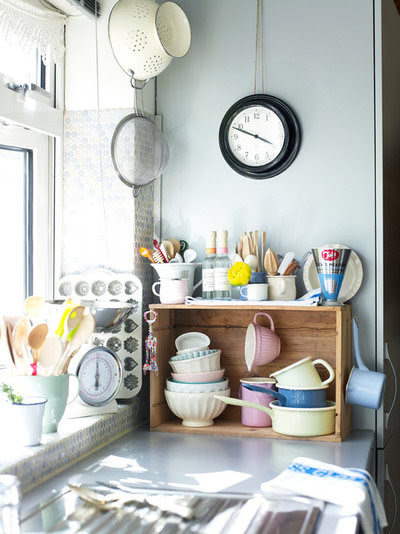 Kitchen Storage Hacks to Make Use of Every Space