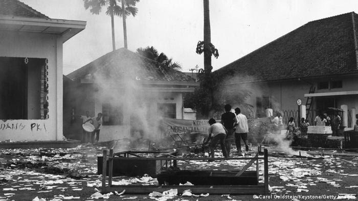 Unruhen in Indonesien 1965