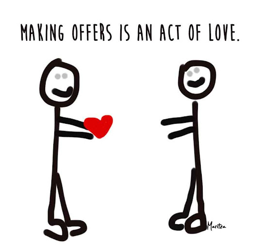 [Love Note] Making Offers in Your Business is an Act of Love - Maritza Parra