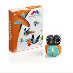 Wowwee Magnaflex - Animals Set (14 Pieces) - Flexible Magnetic Construction Kit