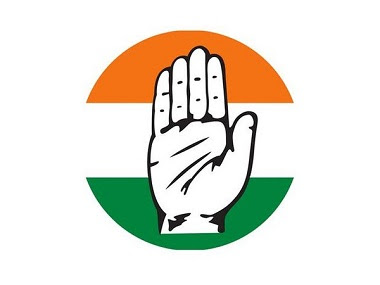 Representational image of Congress logo. ANI