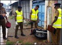 University students killed in Jaffna on 21 Oct 2016