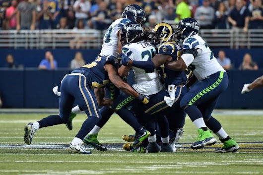 St. Louis Rams Edge Seattle Seahawks In Overtime Thriller