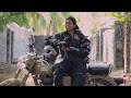 A Female Rider - Premarani Manjunathan