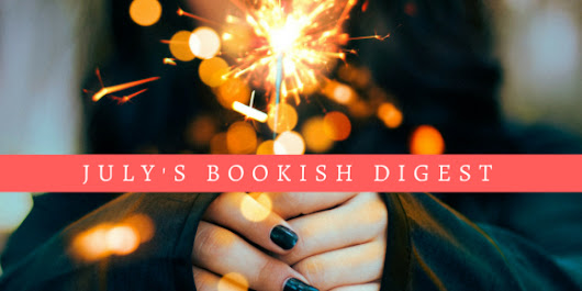 July's must have books!