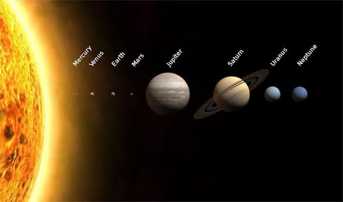 Sistem Tata Surya dan Planet – Penjelasan, Ciri dan Gambarnya oleh - tatasuryablog.xyz