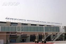 Catumbela Airport, Angola