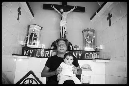 Jesus Nerjis And GrandPa  Shot By Marziya Shakir 4 Year Old by firoze shakir photographerno1