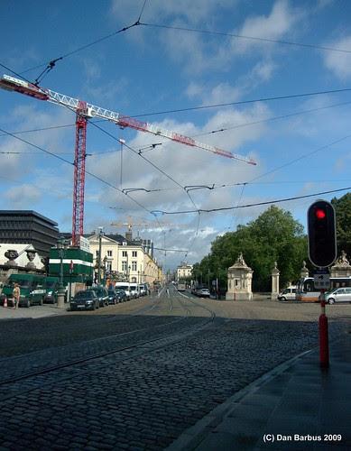 street in Bruxelles