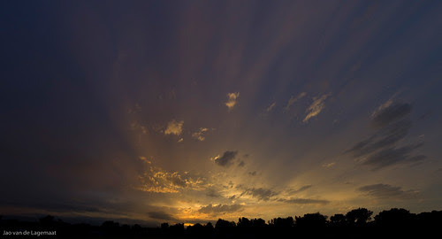 Another sunset panorama