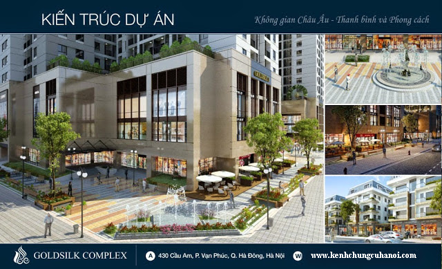 Chung cư Goldsilk Complex