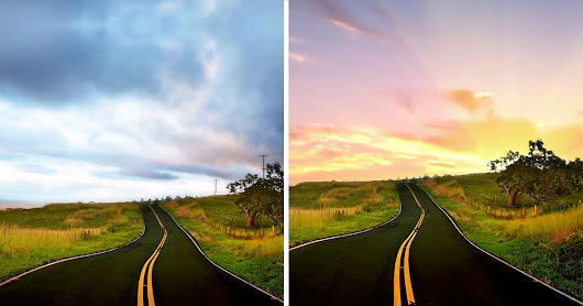 How to Replace the Sky in Any Photo in Photoshop: A 2-Minute Tutorial