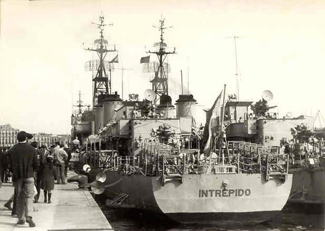 Fragata rápida (D 38) Intrépido