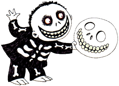 What Character Did You Have A Crush On Nightmare Before Christmas