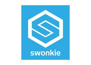 Resultado de imagem para Swonkie logo
