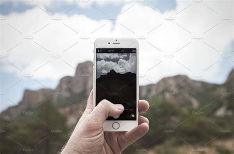 Taking a Nature Photo on an iPhone 6 ~ Technology Photos