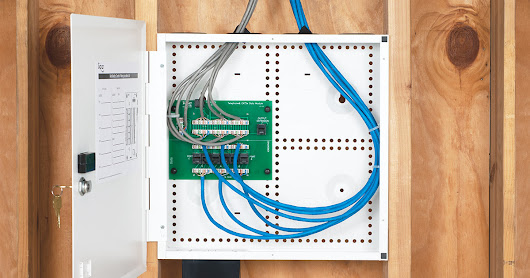 October 2018: ICC Residential Wiring Enclosures Now Include Voice+Data Modules | ICC