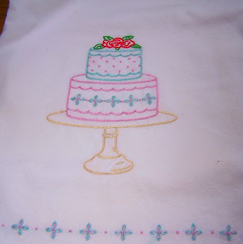Little cake, Stitcher's Revolution