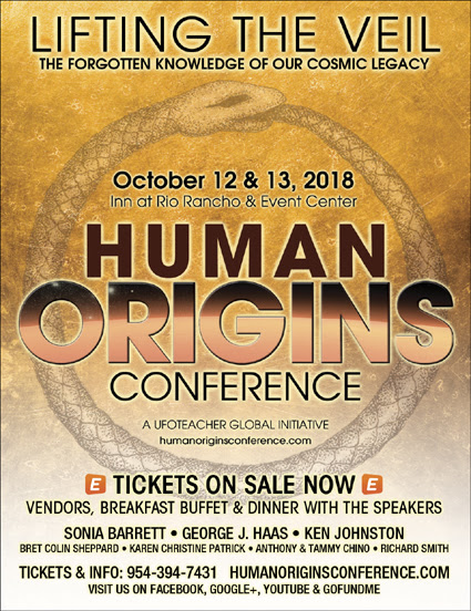 Conference Marketing | Human Origins Conference