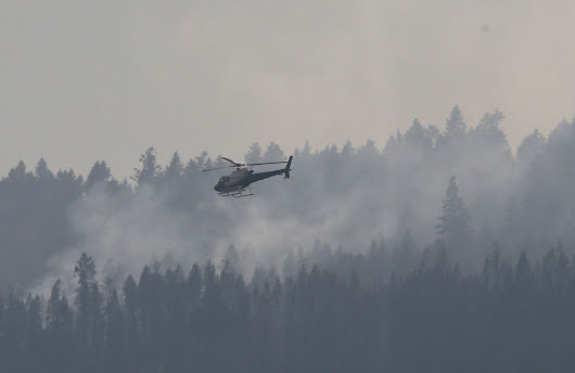 B.C. wildfires stoked by climate change, likely to become worse: study