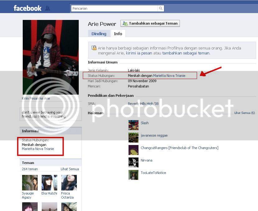 korban facebook