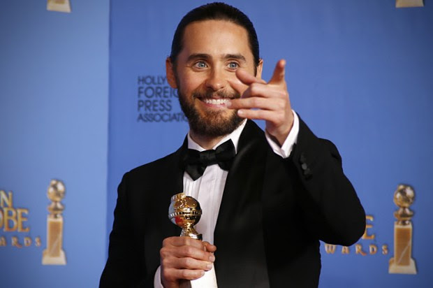 Jared Leto and Michael Douglas's homophobic Golden Globes speeches show the worst of Hollywood