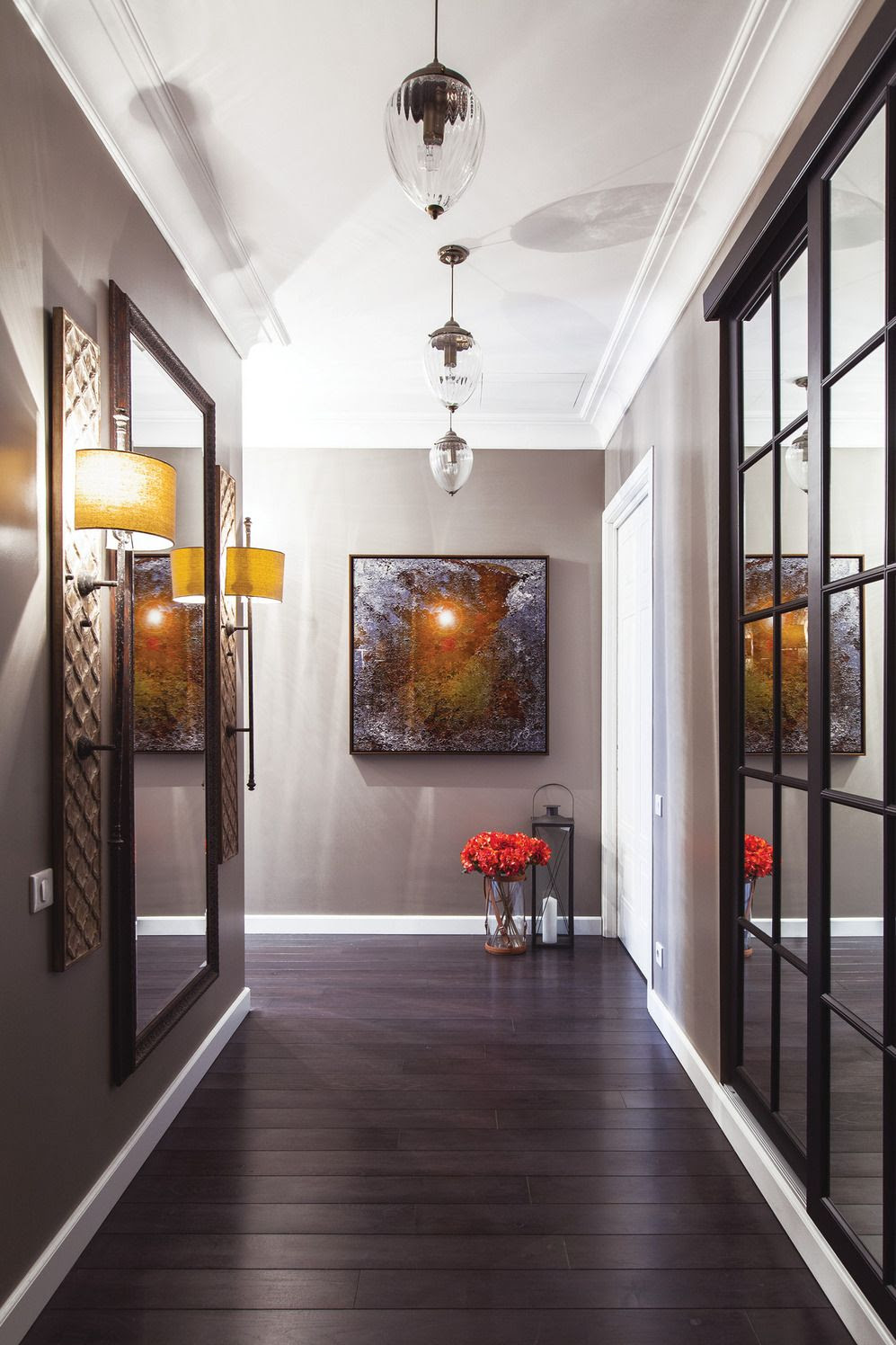 interior: Important Hallway Designs Ideas in Modern Style ...