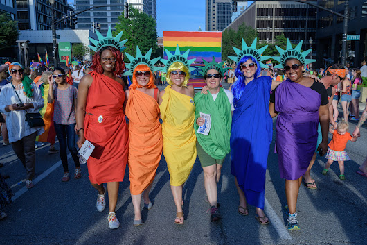 Photo Set: 2017 Kentuckiana Pride Festival - LEO Weekly