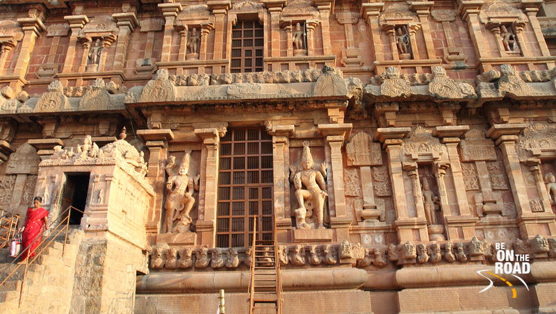 Rich sculptures from the Chola times