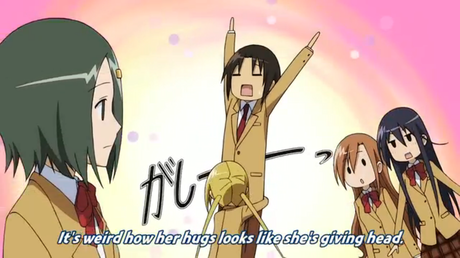 Seitokai Yakuindomo - Anime about Erotic Humor and dirty jokes