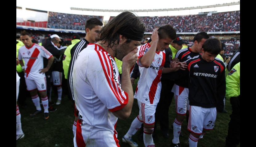 River Plate, Fútbol argentino