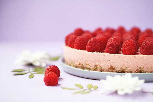 Le cheesecake pamplemousse x framboises - Miss Blemish