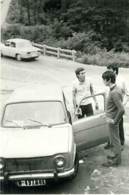 Simca 1000, hacia 1974. mi primer coche