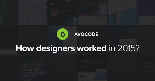 How designers worked in 2015?