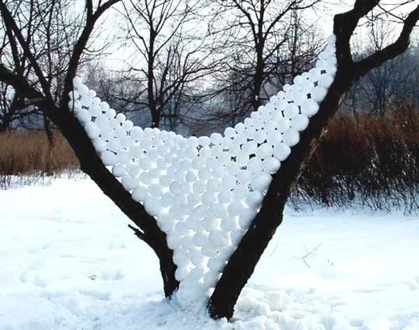 Backyard winter wedding decoration ideas