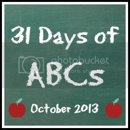http://alldonemonkey.com/31-days-of-abcs/