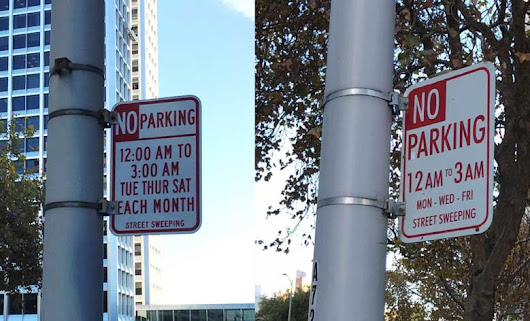 Parking a GIG Car in Downtown Oakland Could Cost You $91 - GJEL Accident Attorneys