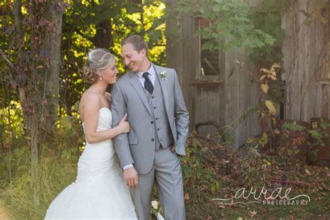 Alisha and Andrew   Millcreek Barn Wedding   09.27.13