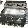 GM 6.5L DIESEL REMANUFACTURED LONG BLOCK 1996 - 2002 VAN OR H1-HUMMER