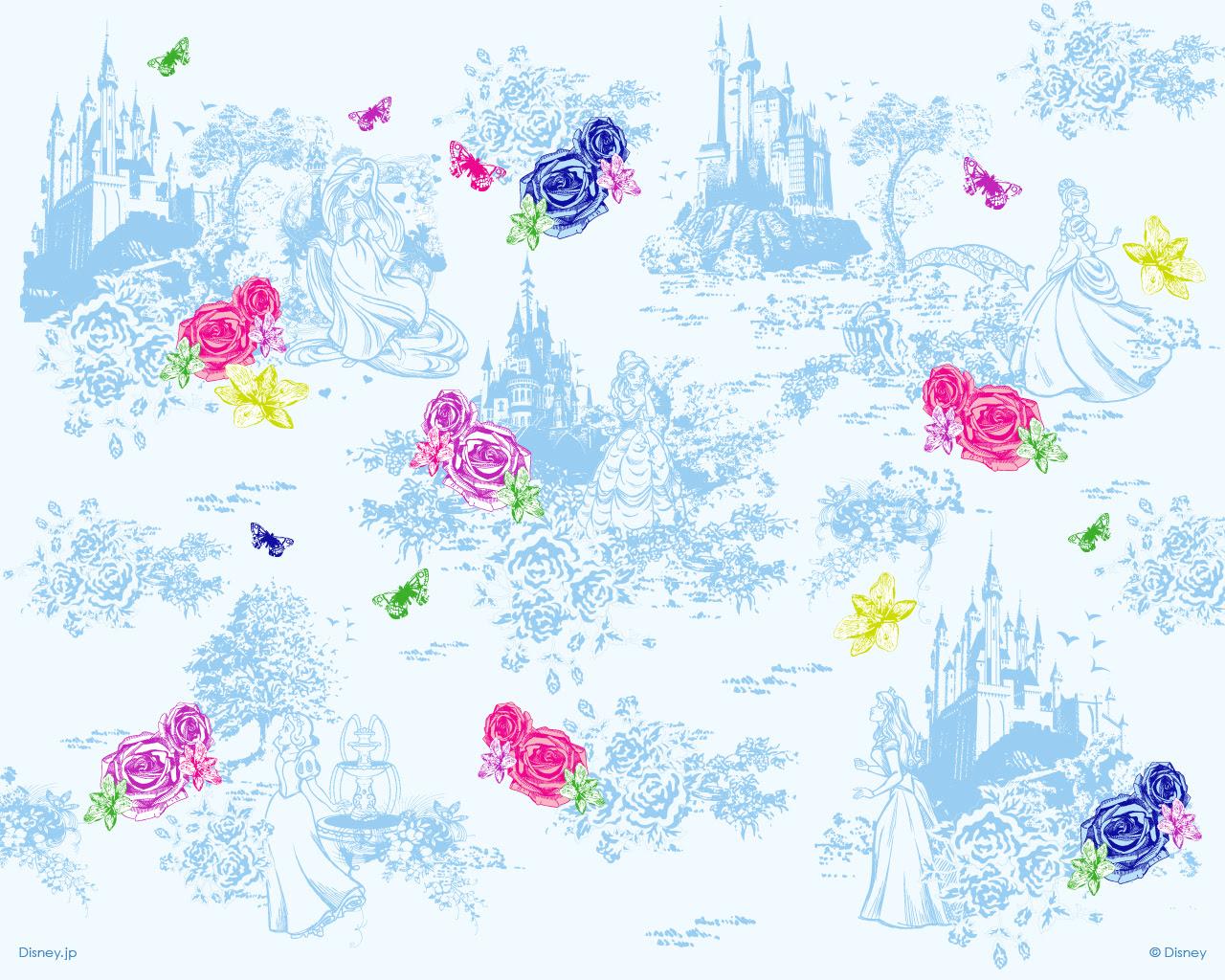 ディズニー Princesses 壁紙 ディズニープリンセス 壁紙 37201416