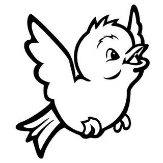 Dessin Oiseau Qui Vole Facile Lyccee Buron