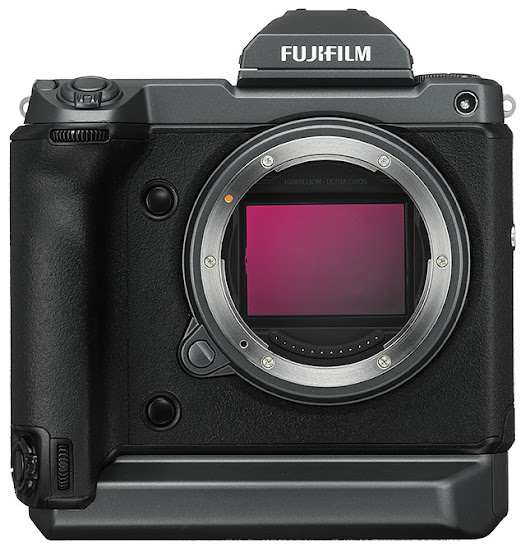 Fujifilm surprises with GFX 100 development announcement: 100MP, IBIS, phase-detect and more!