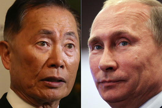George Takei Wages War On Sochi Olympics