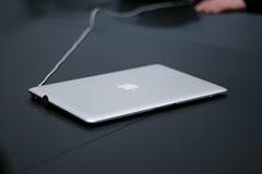 Macbook Air, pt. 2