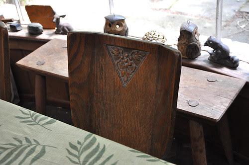 little cabin chair