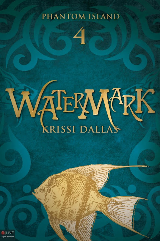 WATERMARK: Cover Reveal With Extended Excerpt